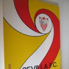 Coleccionismo deportivo: SEVILLA FC 75 AÑOS DE HISTORIA (1905-1980) FOTOS DATOS FÚTBOL CLUB SEVILLISMO DEPORTE SFC. Lote 158796634