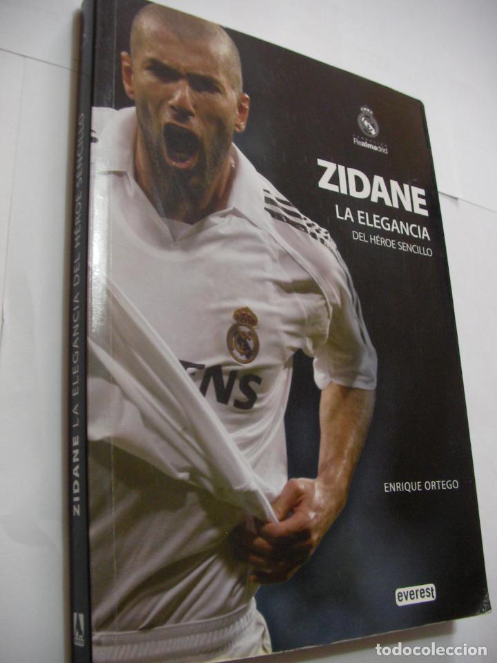 ZIDANE, LA ELEGANCIA DEL HEROE SENCILLO (EM3) (Coleccionismo Deportivo - Libros de Fútbol)