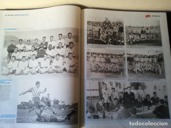 Coleccionismo deportivo: LA HISTORIA DEL MALAGA - 2 TOMOS - SUR 75 AÑOS CONTIGO - AÑO 2013 - Foto 5 - 160198250