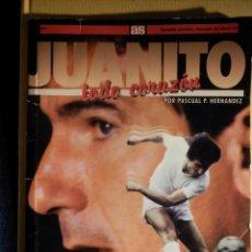 Coleccionismo deportivo: ESPECIAL JUANITO TODO CORAZÓN - AS - . Lote 161358114