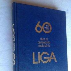 Coleccionismo deportivo - 60 años de Campeonato Nacional de Liga 1928 - 1964 - 161389342