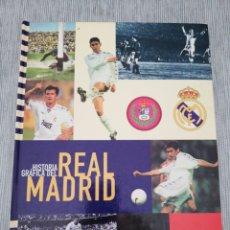 Coleccionismo deportivo: HISTORIA GRÁFICA DEL REAL MADRID EDICIÓN AS.. Lote 162135336
