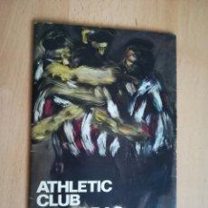 Coleccionismo deportivo: ATHLETIC CLUB DE BILBAO. MEMORIA OFICIAL 1976-77.. Lote 162351257