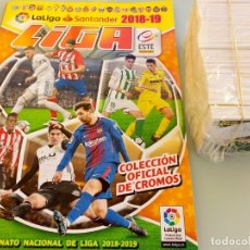Coleccionismo deportivo: ALBUM PANINI. - LIGA 2018-19 - COLECCIÓN COMPLETA. #. Lote 148413210
