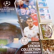 Collectionnisme sportif: ALBUM TOPPS. - UEFA CHAMPIONS LEAGUE 2016/2017- #. Lote 178984881