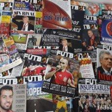 Coleccionismo deportivo: 15 REVISTAS DE LA RFEF. Lote 161790430