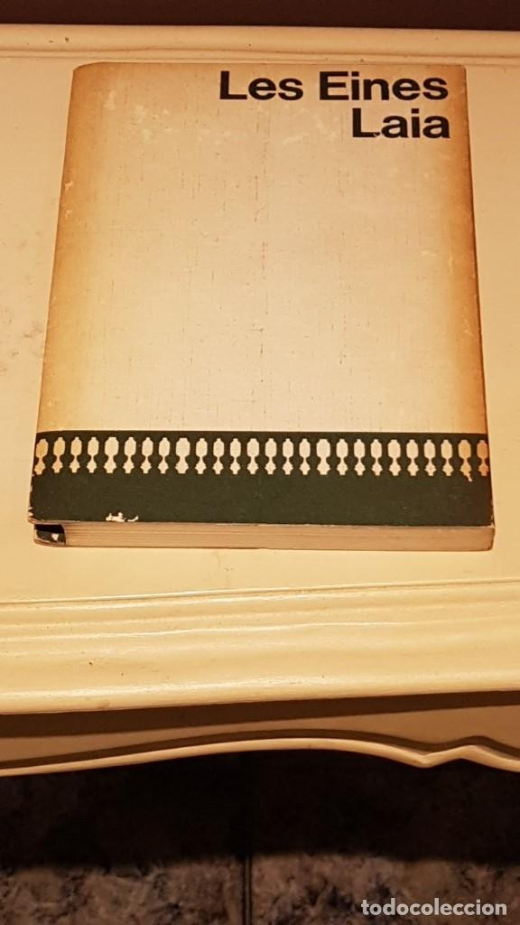 Coleccionismo deportivo: BARÇA BARÇA BARÇA JOAN JOSEP ARTELLS LES EINES LAIA 1972 PRÒLEG VAZQUEZ MONTALBAN - Foto 2 - 164836866