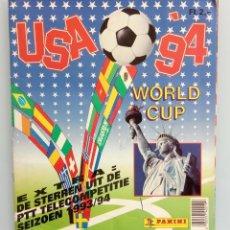 Coleccionismo deportivo - ALBUM PANINI. - USA'94 - # - 164947970