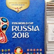 Coleccionismo deportivo: ALBUM PANINI. - FIFA WORLD CUP RUSSIA 2018 - #. Lote 165016742