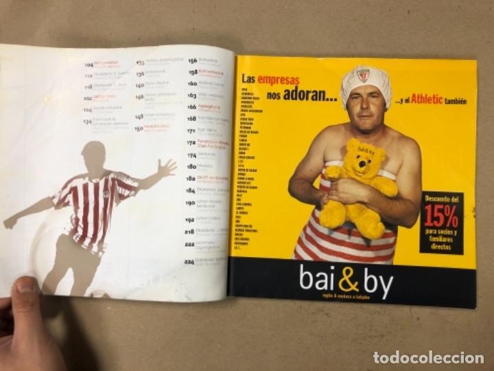 Coleccionismo deportivo: ATHLETIC CLUB. MEMORIA OFICIAL TEMPORADA 2005-2006, AVANCE TEMPORADA 2006/2007. - Foto 2 - 165042218