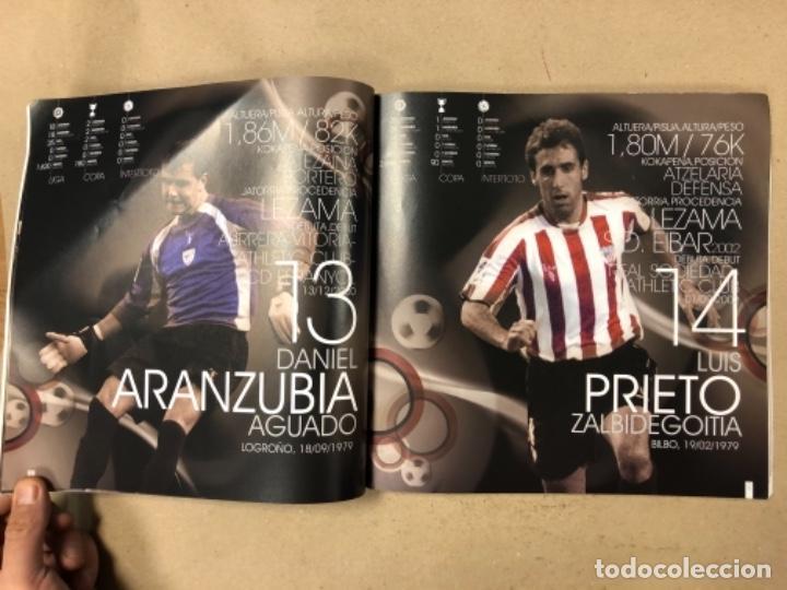 Coleccionismo deportivo: ATHLETIC CLUB. MEMORIA OFICIAL TEMPORADA 2005-2006, AVANCE TEMPORADA 2006/2007. - Foto 7 - 165042218
