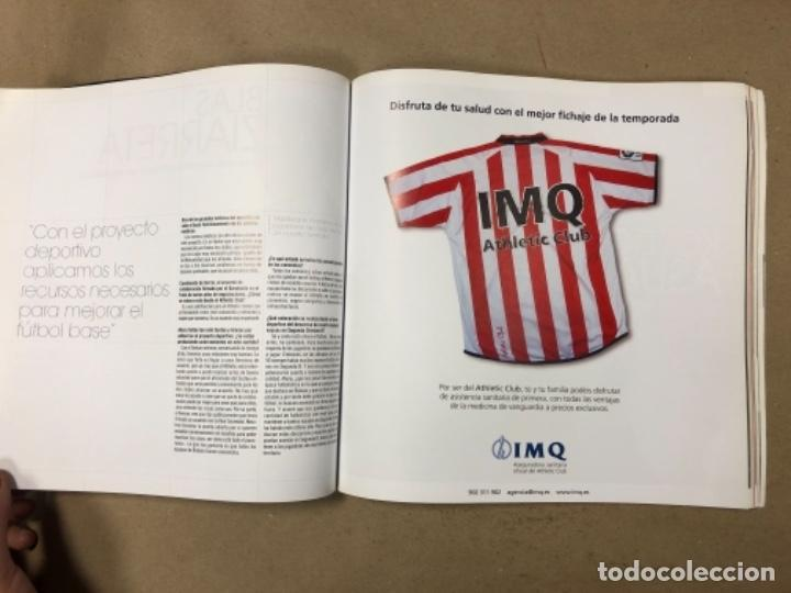 Coleccionismo deportivo: ATHLETIC CLUB. MEMORIA OFICIAL TEMPORADA 2005-2006, AVANCE TEMPORADA 2006/2007. - Foto 10 - 165042218