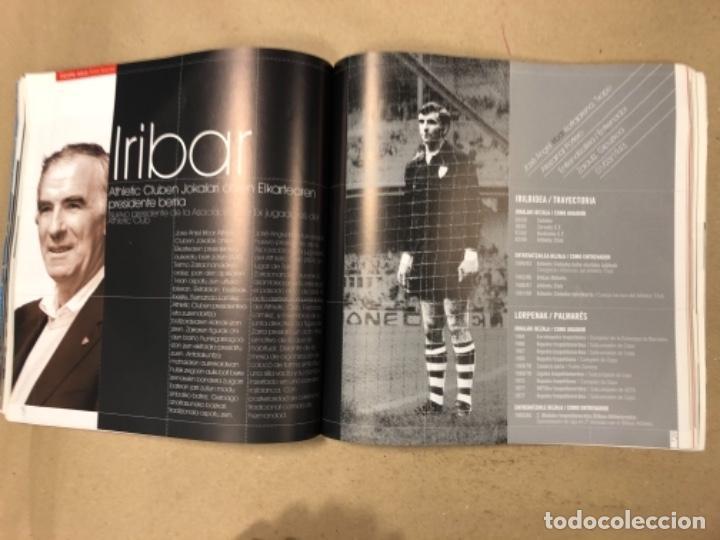 Coleccionismo deportivo: ATHLETIC CLUB. MEMORIA OFICIAL TEMPORADA 2005-2006, AVANCE TEMPORADA 2006/2007. - Foto 11 - 165042218