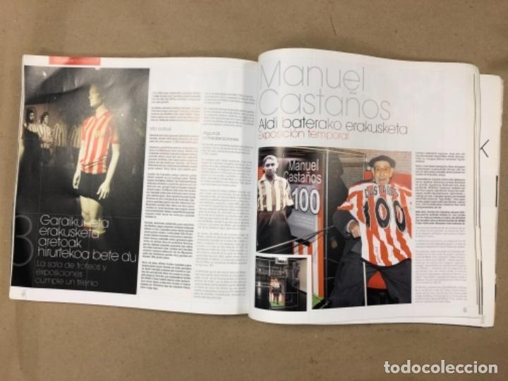 Coleccionismo deportivo: ATHLETIC CLUB. MEMORIA OFICIAL TEMPORADA 2005-2006, AVANCE TEMPORADA 2006/2007. - Foto 14 - 165042218