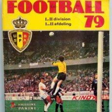 Coleccionismo deportivo: ALBUM PANINI. - FOOTBALL 79 - #. Lote 165204218