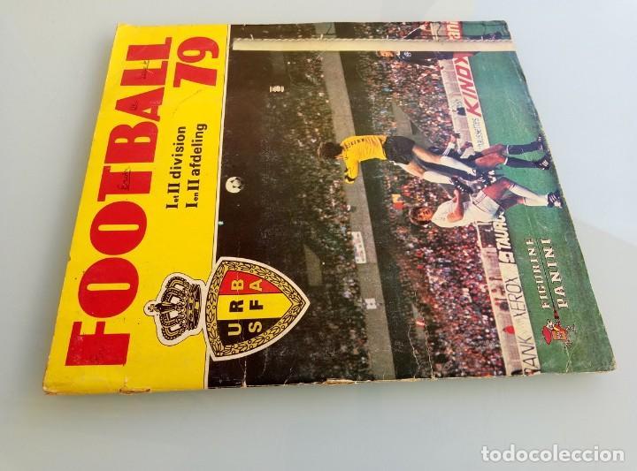 Coleccionismo deportivo: ALBUM PANINI. - FOOTBALL 79 - # - Foto 3 - 165204218
