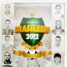 Coleccionismo deportivo: ALBUM PANINI. - CAMPEONATO BRASILEIRO 2012 - #. Lote 165208350