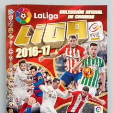 Coleccionismo deportivo: ALBUM PANINI. - LIGA 2016-17- #. Lote 165209610