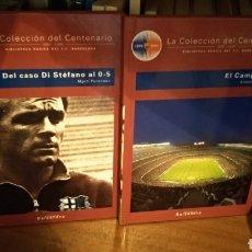 Coleccionismo deportivo: LA COLECCIÓN DEL CENTENARIO.. Lote 165387405