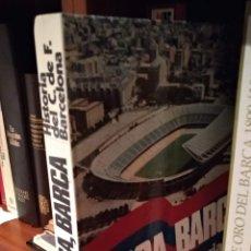 Coleccionismo deportivo: HISTORIA DEL C.DE F. BARCELONA. Lote 165404268