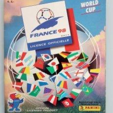 Coleccionismo deportivo: ALBUM PANINI. - FRANCE'98 - # CON LOS JUGADORES DE IRÁN!. Lote 165648510