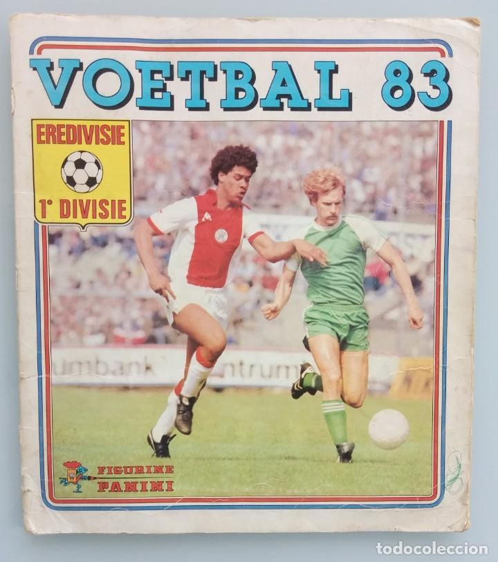 ALBUM PANINI. - VOETBAL 83 - # (Coleccionismo Deportivo - Libros de Fútbol)