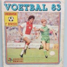 Coleccionismo deportivo: ALBUM PANINI. - VOETBAL 83 - #. Lote 166002622