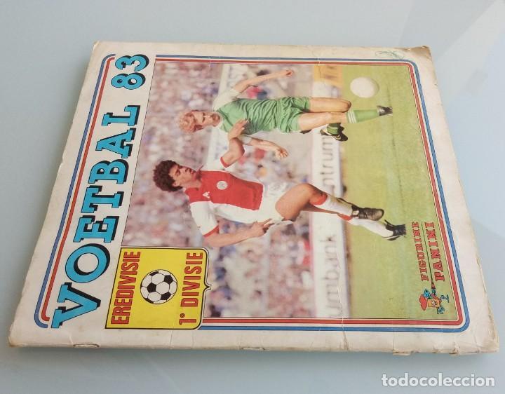 Coleccionismo deportivo: ALBUM PANINI. - VOETBAL 83 - # - Foto 3 - 166002622