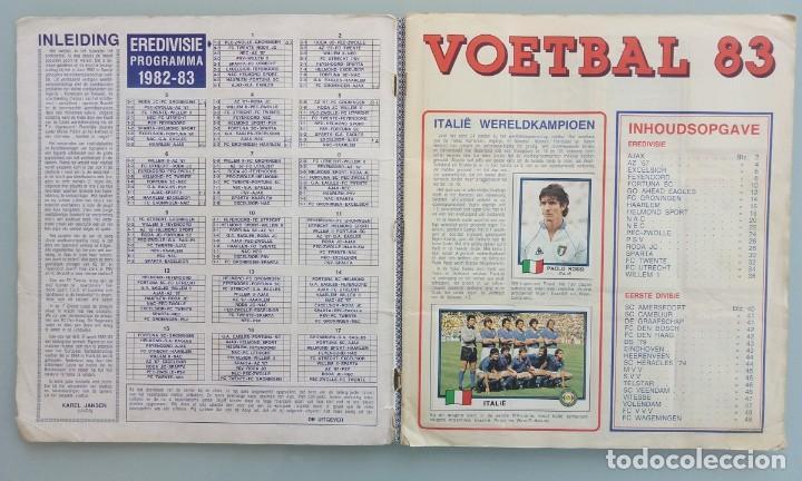 Coleccionismo deportivo: ALBUM PANINI. - VOETBAL 83 - # - Foto 4 - 166002622
