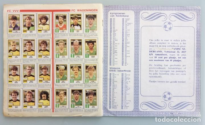 Coleccionismo deportivo: ALBUM PANINI. - VOETBAL 83 - # - Foto 10 - 166002622