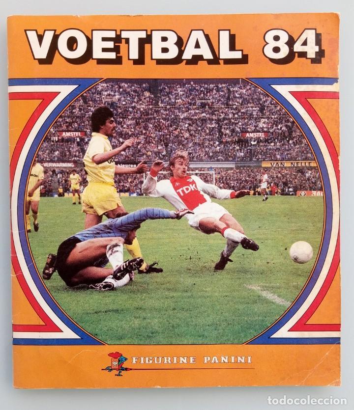 ALBUM PANINI. - VOETBAL 84 - # (Coleccionismo Deportivo - Libros de Fútbol)