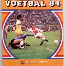 Coleccionismo deportivo: ALBUM PANINI. - VOETBAL 84 - #. Lote 166003018