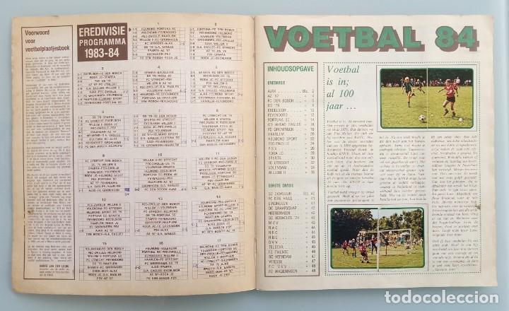 Coleccionismo deportivo: ALBUM PANINI. - VOETBAL 84 - # - Foto 4 - 166003018