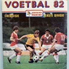 Coleccionismo deportivo: ALBUM PANINI. - VOETBAL 82 - #. Lote 166003226