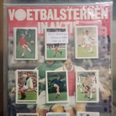 Coleccionismo deportivo: VANDERHOUT. - VOETBALSTERREN IN AKTIE. NEDERLANDSE EREDIVISIE 1970/1971 - (4)#. Lote 166020962