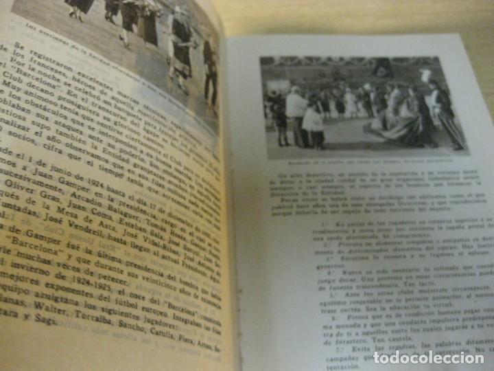 Coleccionismo deportivo: libro cincuenta años del futbol club barcelona barça bodas oro 1949 - Foto 11 - 166048062