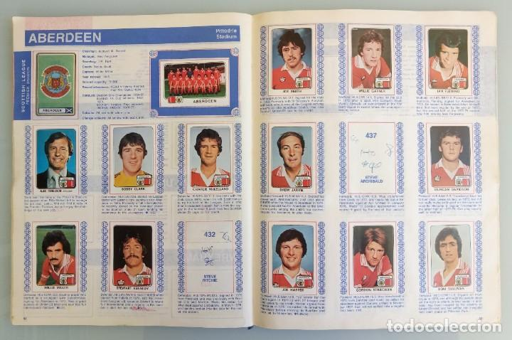 Coleccionismo deportivo: ALBUM PANINI. - FOOTBALL 79 - # - Foto 5 - 166097194