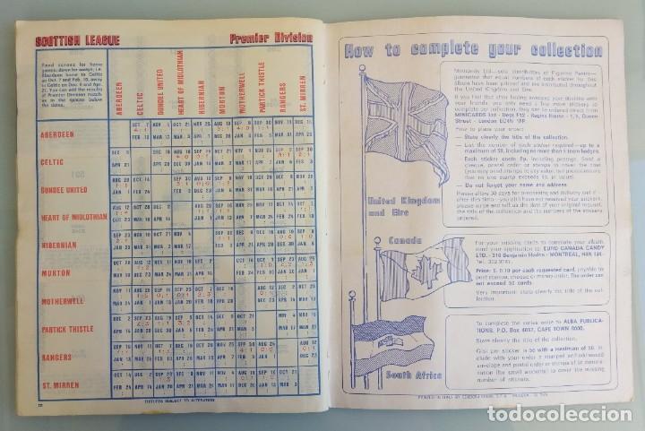 Coleccionismo deportivo: ALBUM PANINI. - FOOTBALL 79 - # - Foto 6 - 166097194