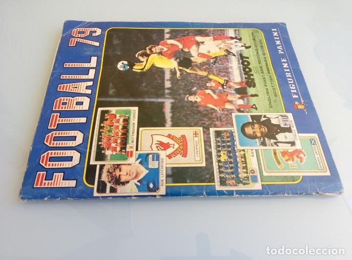 Coleccionismo deportivo: ALBUM PANINI. - FOOTBALL 79 - # - Foto 7 - 166097194