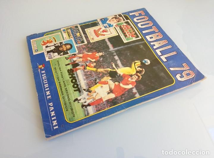 Coleccionismo deportivo: ALBUM PANINI. - FOOTBALL 79 - # - Foto 8 - 166097194