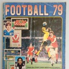 Coleccionismo deportivo: ALBUM PANINI. - FOOTBALL 79 - (4) #. Lote 166100058