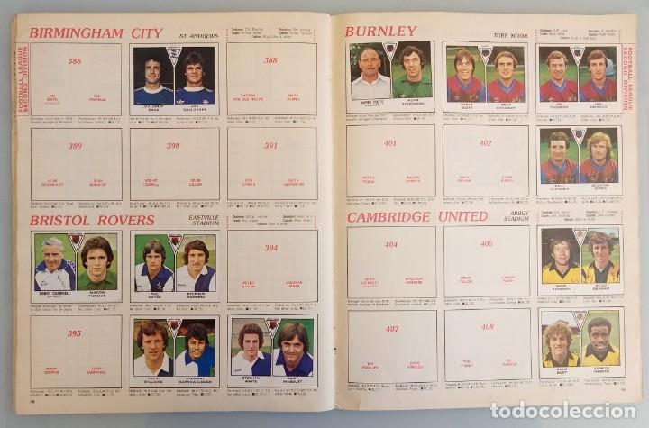 Coleccionismo deportivo: ALBUM PANINI. - FOOTBALL 80 - # - Foto 4 - 166100310