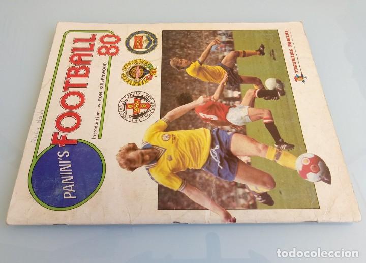 Coleccionismo deportivo: ALBUM PANINI. - FOOTBALL 80 - # - Foto 7 - 166100310