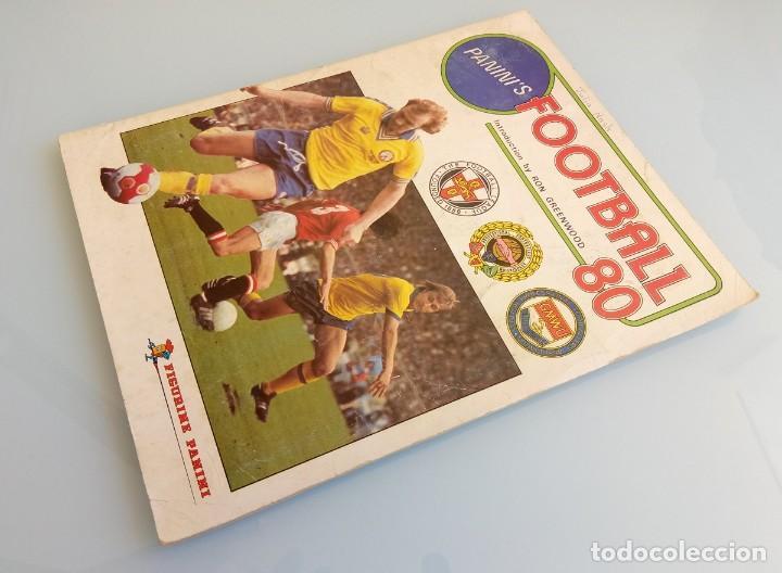Coleccionismo deportivo: ALBUM PANINI. - FOOTBALL 80 - # - Foto 8 - 166100310