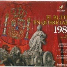 Coleccionismo deportivo: EL BUITRE EN QUERÉTARO. Nº 4. LIBRO + DVD. RETRACTILADO. SIN USO. (Z/38). Lote 166162850