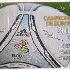 Coleccionismo deportivo: CAMPEONES DE EUROPA 2012. Nº 8. LIBRO + DVD. RETRACTILADO. SIN USO. (Z/38). Lote 166164070