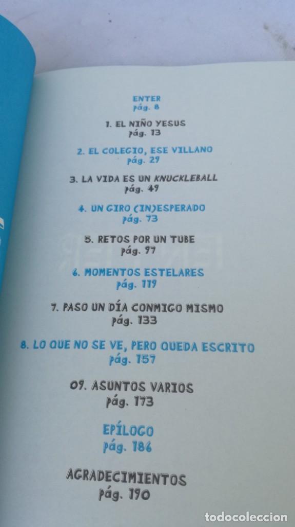 Coleccionismo deportivo: DELANTERO 09 EL FUTBOL ES ASI/ SER EL MEJOR ESTA EN TUS PIES/ MARTINEZ ROCA/ JUAN JOSE RINC - Foto 6 - 166231022