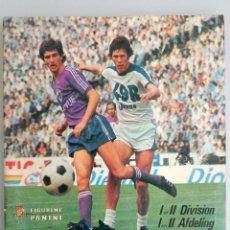 Coleccionismo deportivo: ALBUM PANINI. - FOOTBALL 80 - #. Lote 167547060