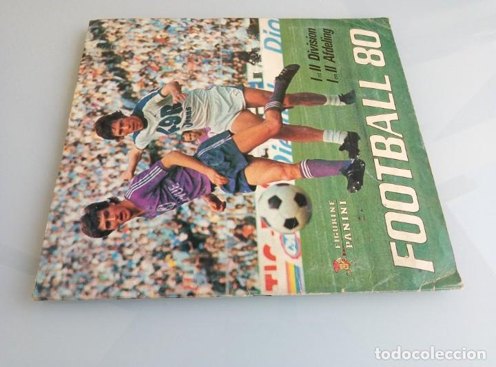Coleccionismo deportivo: ALBUM PANINI. - FOOTBALL 80 - # - Foto 3 - 167547060