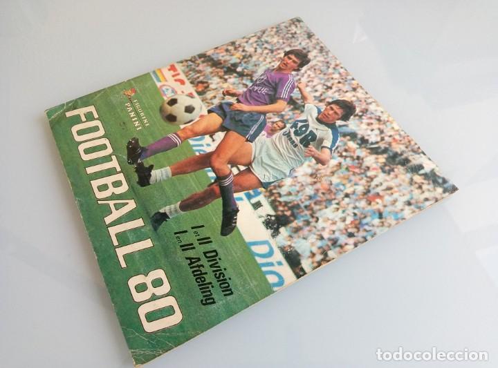 Coleccionismo deportivo: ALBUM PANINI. - FOOTBALL 80 - # - Foto 4 - 167547060
